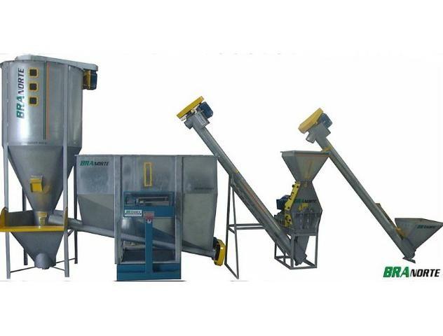 Fabrica de Ração Compacta 02 - Foto 4