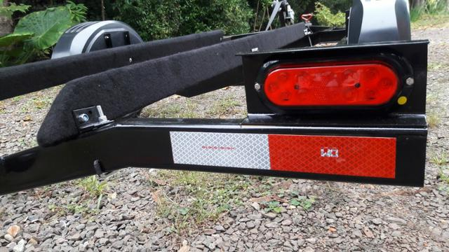 Carretinha - Reboque para Jet Ski 2 ou 3 lugares - Foto 7
