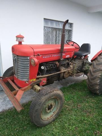 Trator MF 65X - Foto 2