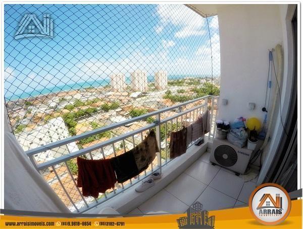 Vendo Apartamento no Bairro Jacarecanga Vista para o Mar - Foto 6