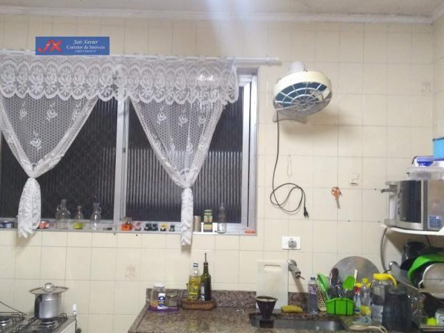 Apartamento para alugar com 2 dormitórios em Centro, São vicente cod:JAP2309