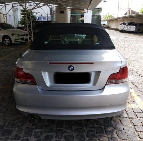 BMW 120i Cabrio Prata 2009/2010 - Foto 4