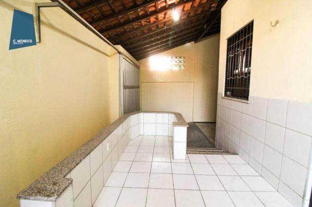Casa com 3 dormitórios para alugar, 300 m² por R$ 2.000/mês - Cidade dos Funcionários - Fo - Foto 16