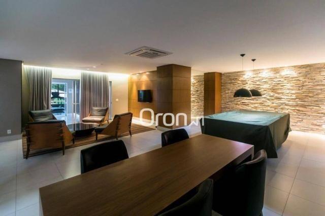 Apartamento com 4 dormitórios à venda, 271 m² por r$ 2.213.000,00 - jardim goiás - goiânia - Foto 9