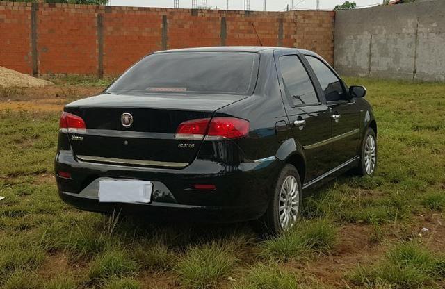 Imperdível Fiat Siena Hlx Aut 2010 Melhor Custo Benefício - Foto 7