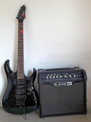Amplificador Guitarra Line 6 Spider IV 15W - Foto 2
