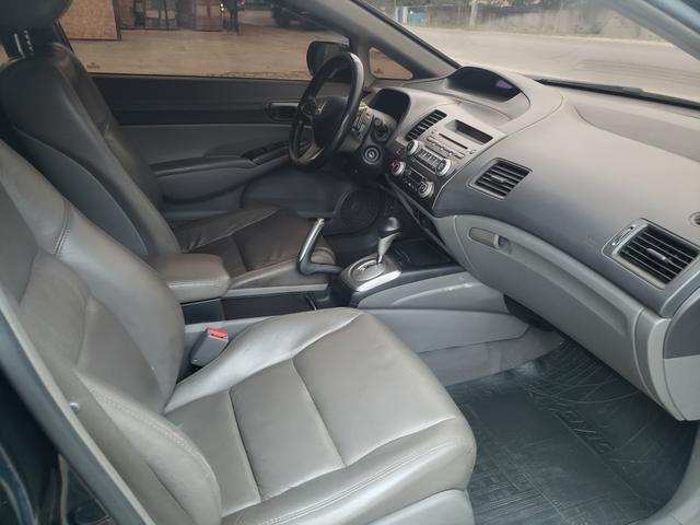 Honda Civic lxl - Completo, automático com gnv, 5? geração - Foto 6