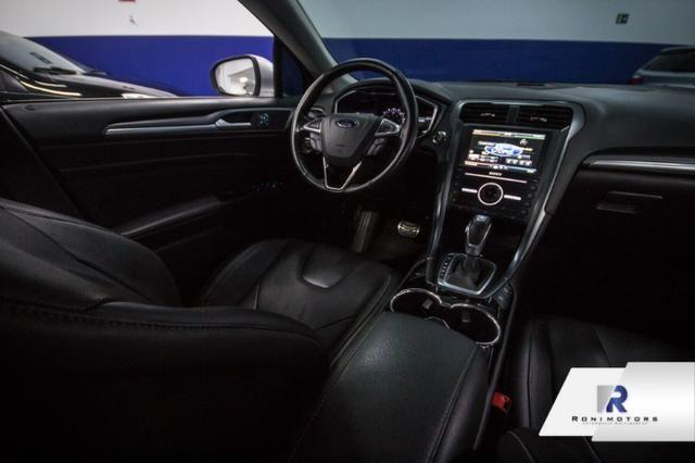 Ford Fusion Hybrid 2.0 CVT 2016 - Foto 6