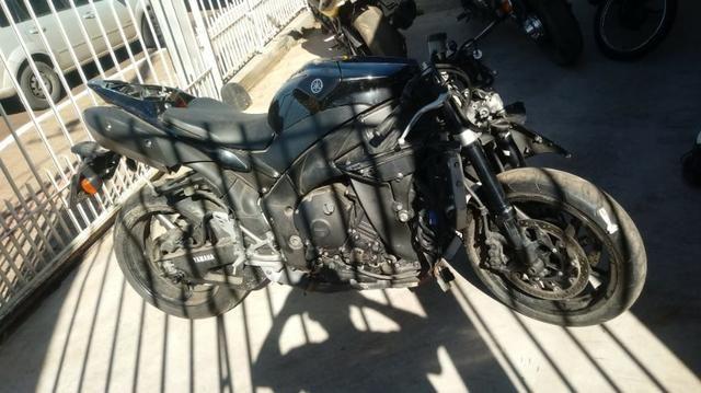 Moto Para Retirada De Peças / Sucata Yamaha Yzf R1 Ano 2012 - Foto 5