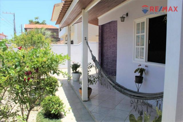 Casa com piscina e 2 dormitórios à venda centro - navegantes/sc - Foto 18