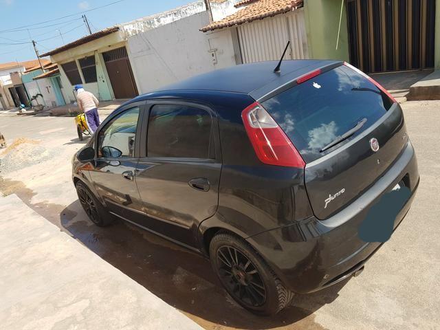 Punto ELX 2010 R$18,500