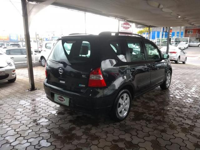 LIVINA SL 1.8 16V Flex Fuel Aut. - Foto 9