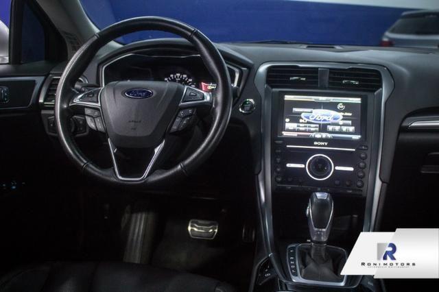 Ford Fusion Hybrid 2.0 CVT 2016 - Foto 7