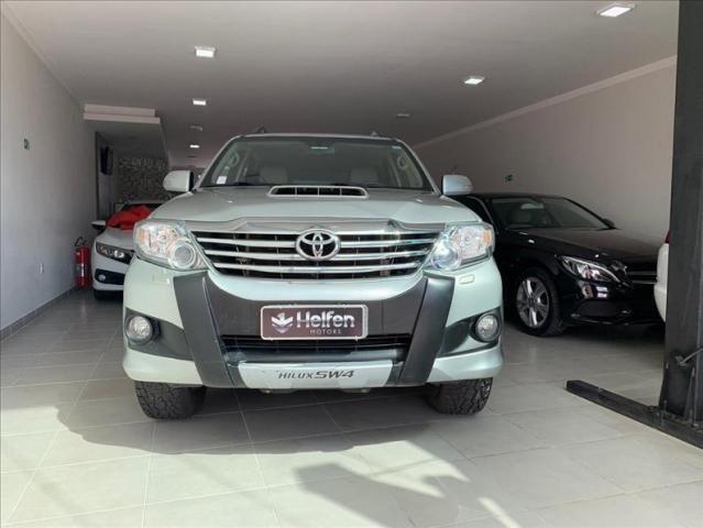 Toyota Hilux Sw4 3.0 Srv 4x4 7 Lugares 16v Turbo i - Foto 2