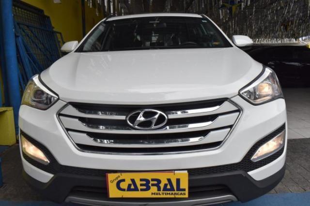 Hyundai santa fÉ 2015 3.3 mpfi 4x4 v6 270cv gasolina 4p automÁtico - Foto 7