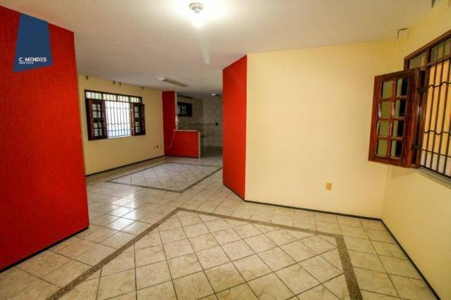 Casa com 3 dormitórios para alugar, 300 m² por R$ 2.000/mês - Cidade dos Funcionários - Fo - Foto 4