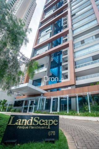 Apartamento com 4 dormitórios à venda, 271 m² por r$ 2.213.000,00 - jardim goiás - goiânia - Foto 13