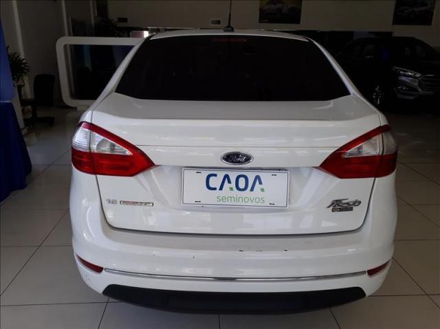 Ford Fiesta 1.6 se Sedan 16v - Foto 8