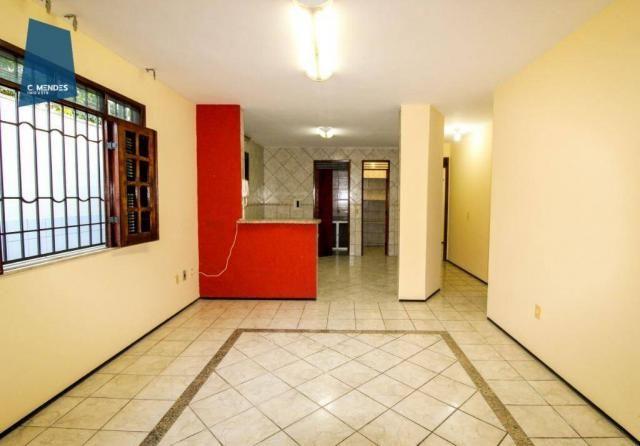 Casa com 3 dormitórios para alugar, 300 m² por R$ 2.000/mês - Cidade dos Funcionários - Fo - Foto 9