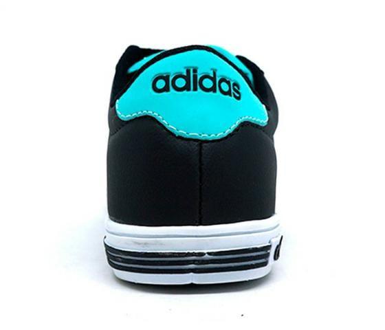 Tênis Adidas Daily Team K Preto e Azul Bebê - Roupas e calçados ... 584e14fb267