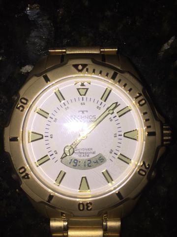 Relógio Technos chronoalarm - Bijouterias, relógios e acessórios ... 64642266ae