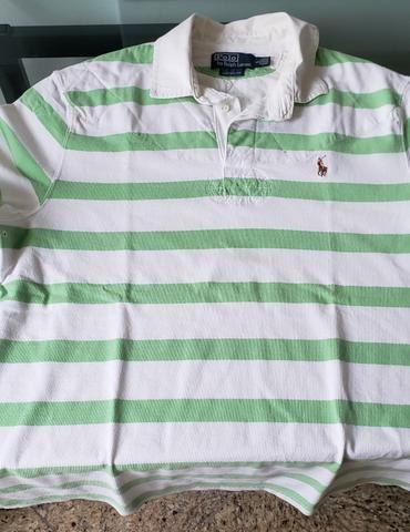 Camisa polo Ralph Lauren L - Roupas e calçados - Copacabana e154d5b760a