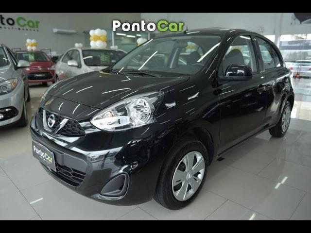 Nissan March S 1.0 2017 Completo