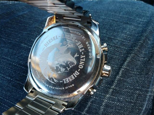 050e91c925 Relógio Diesel DZ 4328 - SEMI NOVO - Bijouterias