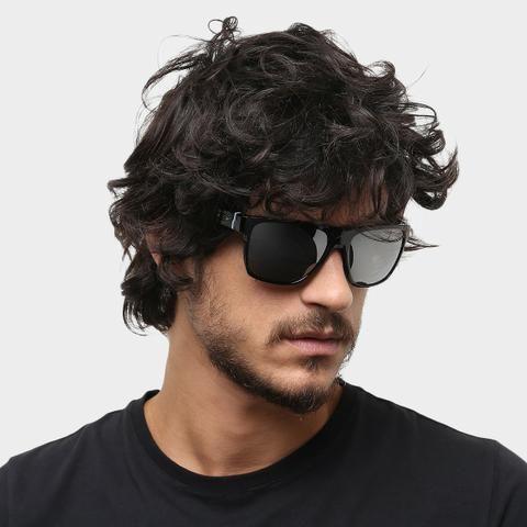 Óculos Oakley Crossrange XL Preto Cinza Polarizado - Novo e Importado 8b17cd6dda