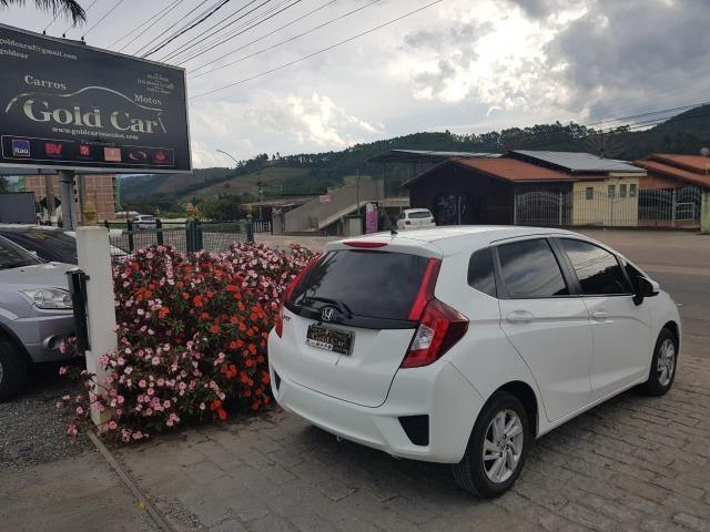 Honda Fit LX 1.5 2017 Automático - Foto 3