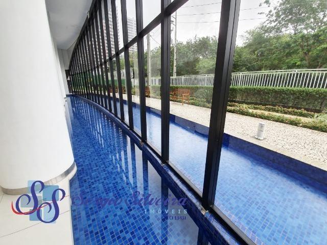 Nautilus Apartamento no Cocó alto padrão lazer completo com móveis projetados 4 suítes - Foto 17