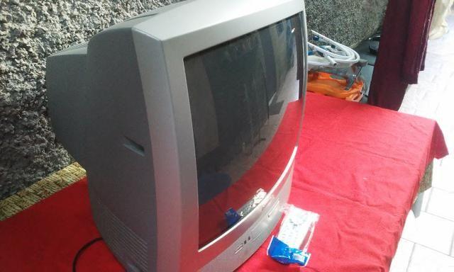 Tv de tubo philipis