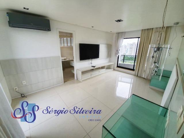 Nautilus Apartamento no Cocó alto padrão lazer completo com móveis projetados 4 suítes - Foto 11