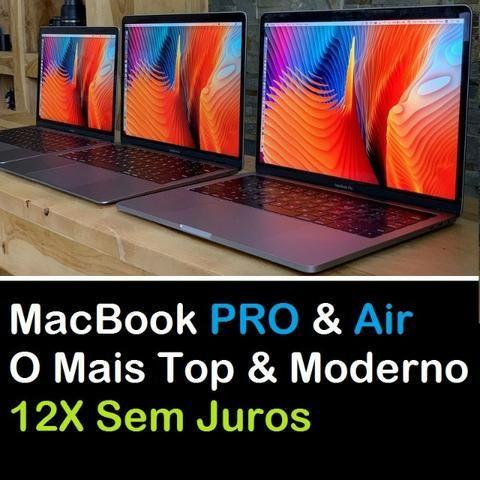 MacBook Air & PRO ( 12X Sem Juros ) Máquina dos Sonhos