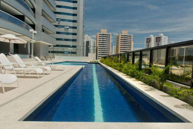 Apartamento Salvador Prime 1 suíte 54m² Nascente Varanda fechada 290 mil oportunidade - Foto 10
