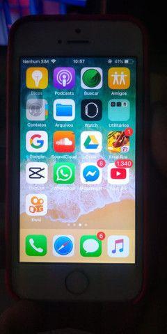 Vendo ou troco iPhone 5s por algo do meu interesse