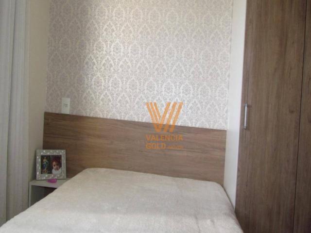 Apartamento com 3 dormitórios à venda, 64 m² por R$ 315.000,00 - Cajuru - Curitiba/PR - Foto 14
