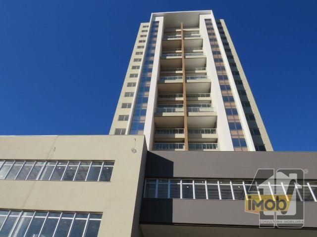 Apartamento com 3 dormitórios para alugar, 101 m² por R$ 2.500,00/mês - Residencial Omoiru