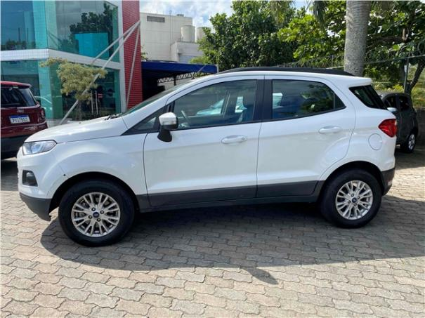 Ford Ecosport 1.6 se 16v flex 4p manual - Foto 4