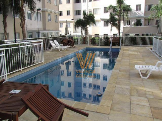 Apartamento com 3 dormitórios à venda, 64 m² por R$ 315.000,00 - Cajuru - Curitiba/PR - Foto 19