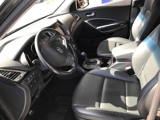 SANTA FÉ 2015/2016 3.3 MPFI 4X4 V6 270CV GASOLINA 4P AUTOMÁTICO - Foto 9