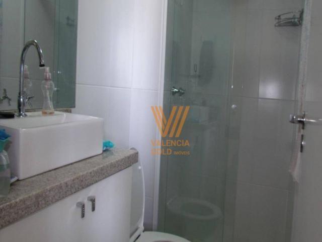 Apartamento com 3 dormitórios à venda, 64 m² por R$ 315.000,00 - Cajuru - Curitiba/PR - Foto 11