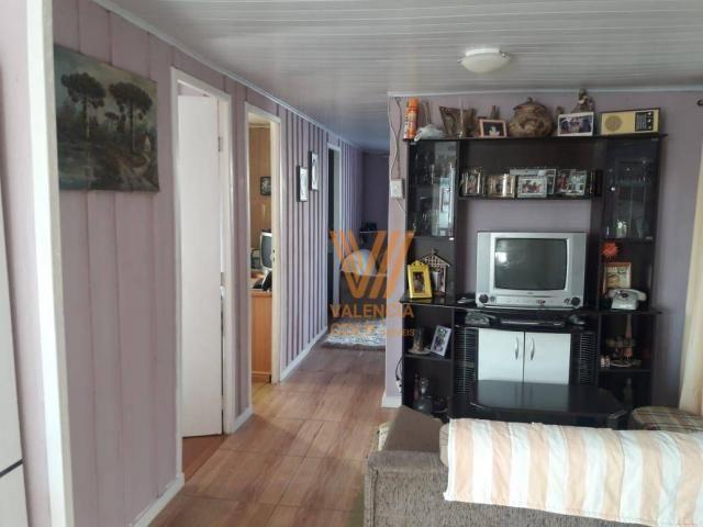 Terreno com 360m² | Imóvel construído | 3 dormitórios| Araucária - Foto 7