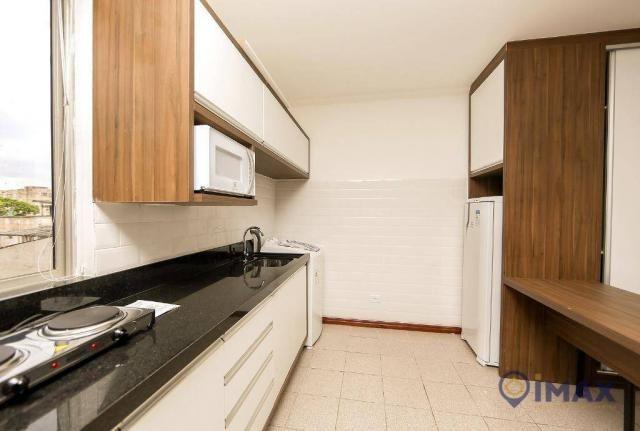 Apartamento com 1 dormitório para alugar, 45 m² por R$ 1.500,00/mês - Centro - Foz do Igua - Foto 14