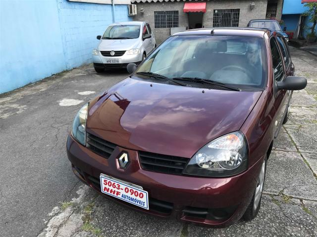 CLIO 2006/2006 1.0 AUTHENTIQUE 16V HI-FLEX 4P MANUAL - Foto 2