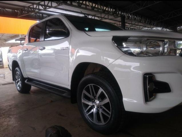 Toyota Hilux srv diesel 4x4 - Foto 5
