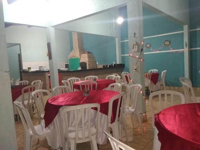 Samuel Pereira oferece: Sobrado no Setor de Mansões Sobradinho 3 Suítes Churrasqueira - Foto 4