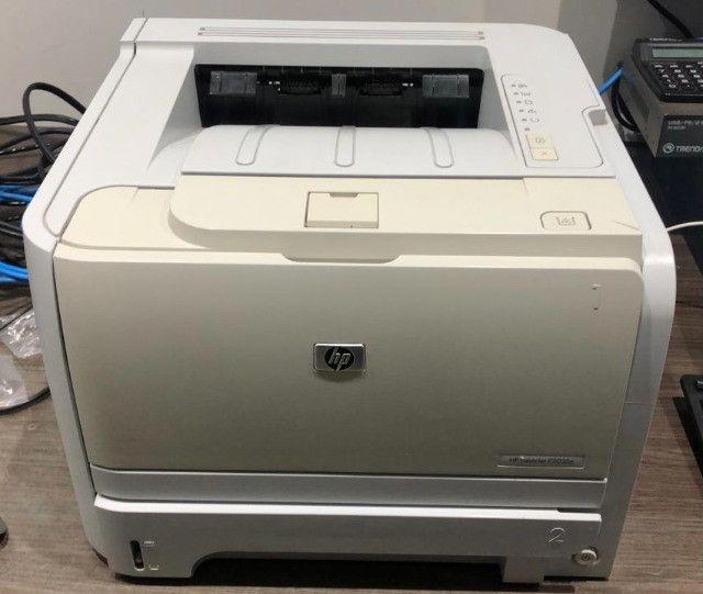 Impressora Hp Laserjet P 2035n
