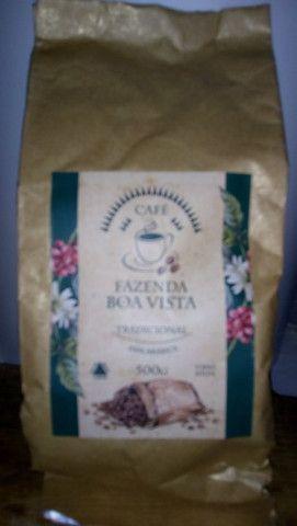 Direto p o seu lar o mais puro cafe s conservantes direto da fazenda do sul de mg - Foto 2