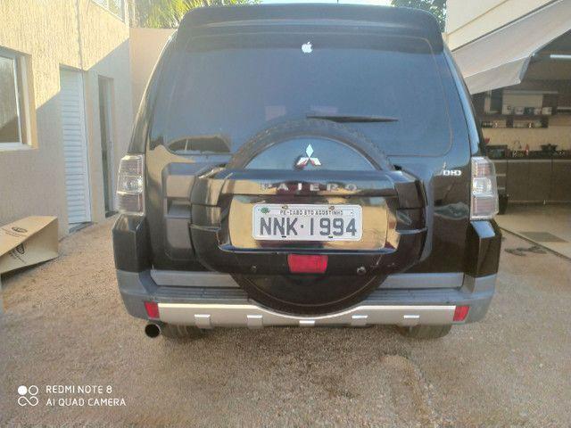 Vendo ou troco Pajero full diesel automático 4x4 - Foto 4